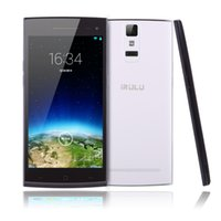 Ship from USA! 5 inch iRulu Smartphone V1S MTK6582 Quadcore ...