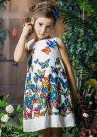 2015 Summer Kid' s Clothes Princess Cotton Sleeveless Bu...