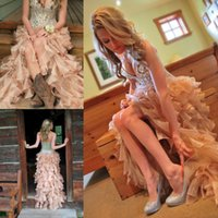 2015 Perfect Hi Lo Prom Dresses For Summer Sweet Sixteen Hom...