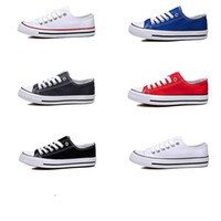 2015 fashion shoes Unisex canvas shoes woman & manLow- Top & ...