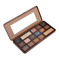 2016 Newest arrival Semi- Sweet Chocolate Bar Eye Shadow Coll...