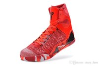 Red Color Xmax Red Color Basketball Kobe Bryant Elite 9 in r...