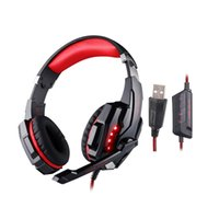 Newest KOTION EACH 3. 5mm & USB Wired Surround Sound Gaming H...