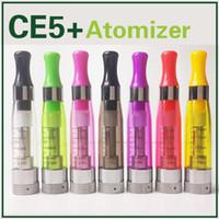 ce5 clearomizer vape ego ce5s reconstructible cartomizer mettre à jour les réservoirs atomiseur CE5 ecigarette ce5 atomiseur bobine + vs gs h2 mt3 ce4 pour ego-t Evod