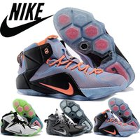 Nike Men' s Lebron XII Easter Basketball Shoes 2015 New ...