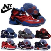 NIKE LeBron James 13 Men Basketball Shoes Brand Sneakers Hig...