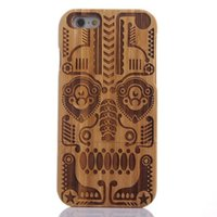 Factory Price Natural Wood handmade Hand- Carved Wooden Case ...