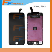 Blanc Noir pour iPhone 6 LCD avec écran tactile Digitizer Pièces de rechange pour iphone 6 lcd
