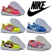 Nike Roshe Run Children' s Shoes Boys and Girls Running ...