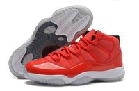 Legend Retro 11 Red Basketball Shoes New Style Fashion Mens ...