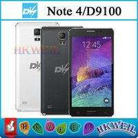 Note4 D9100 MTK6572 Dual Core DK NOTE4 Android 4. 4. 2 Phone 3...