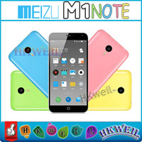 Original Meizu M1 Note Noblue Note 4G LTE Cell Phones MTK675...