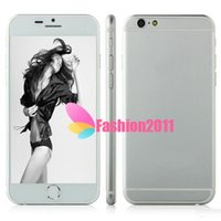 4. 7inch goophone i6 1: 1 Metal Shell HD Screen MTK6582 Quad C...