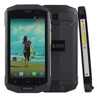 MANN ZUG 5S Waterproof IP67 Smart Phone Android 4. 4 Qualcomm...