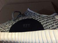 Kanye Milan West Yeezy Boost 350 Turtle Dove Shoes Yeezy Boo...