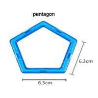 Variety Children' s Building Blocks Magnetic Sheet Magne...