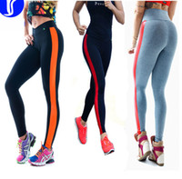 2015 Women Sportswear Pants Elastic Cotton Legging for Yoga ...