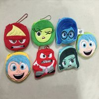 Tsum Tsum Inside Out Wallet Pouch Cartoon Anime Sadness Ange...