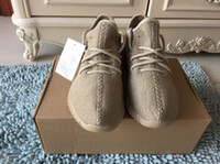 Yeezy 350 boost Oxford tan shoes with original box 2016 newe...