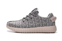 2016 New Arriva Yeezy Boost 350 Low Turtle Dove Grey Pirate ...
