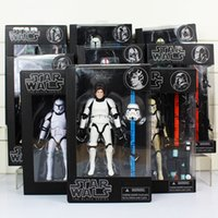 Star Wars The Force Awakens The Black Series Storm Trooper B...