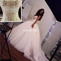Wholesale Princess Bling Wedding Dresses - Buy Cheap Princess ...