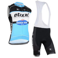 2015 New ! Sleeveless Cycling Jerseys Vest Bicycle Clothes B...