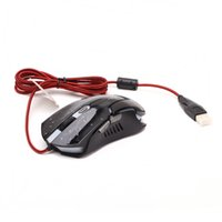 Wired Led Optical Game Gaming Mouse Mice 2000DPI USB 2. 0 Rec...