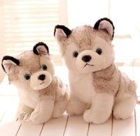 2015 Cute Mini Husky Plush Toy Lovely Dog stuffed animals Pl...