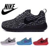 Nike Roshe One x Yeez 350 Boost low men runing shoes cheap n...