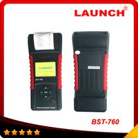 Launch BST- 760 Original Battery Systerm Tester tool 2014 Top...