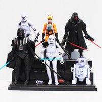 Star Wars Figure toy PVC Action Figure Toys Dolls R2 Jedi Ch...