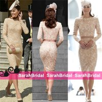 Kate Middleton Party Dresses for Bridal Formal Bridesmaid Ma...