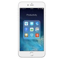 Оригинальные Восстановленное Apple, iPhone 6 Сотовые телефоны 64GB IOS розовое золото 4.7