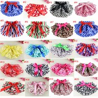 21 Patterns Baby Ruffle Bloomers Petti Lace pants Girls Ruff...