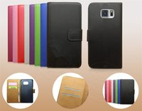 Vintage Leather Wallet Case Flip Cover for iPhone 5 5s Se 6 ...
