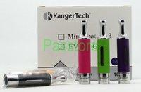 Kanger Original EVOD Glass Clearomizer Clear Atomizer Series...