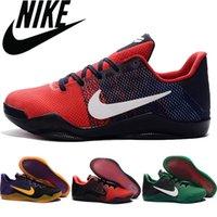 Nike Kobe 11 KOBE XI Low Men Basketball Shoes, Wholesale Orig...