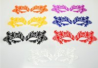 50pcs lot Face lace eye shadow sticker LK021 eye makeup Arti...