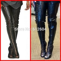 Plus Size Thigh High Boots Reviews | Plus Size Thigh High Boots