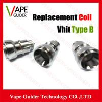 Replacement Vhit Type B Vhit Type C Coils Reusable Wax Atomi...