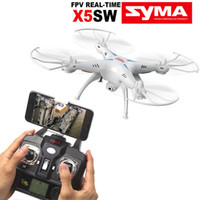 Syma X5SW Explorers2 2.4G 4CH 6-Axe Gyro RC Headless Quadcopter avec 2MP HD Wifi Camera (FPV)