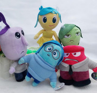 Inside Out Movie Anger Plush Stuffed toy Doll newest 8- 12inc...