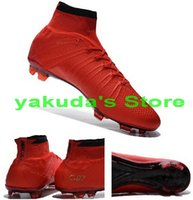 2015 new CR7 FG Soccer Shoes, top Bangzhen high carbon fiber ...