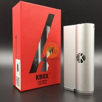 Original Black Silver Kanger Kbox 40w 18650 box mod Variable...