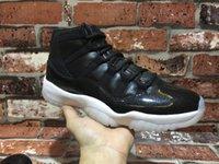 Air dan 11 72- 10 Holiday Basketball Shoes Athletics Black Sn...