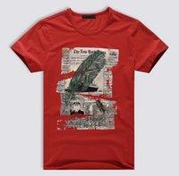 2015 fashion men' s short sleeve t shirt causul brand co...