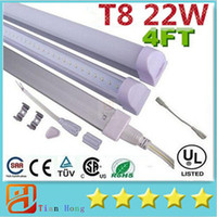 CE ULT8 Integrated Led Tubes Lights 1. 2m 4ft Ultra Bright 22...