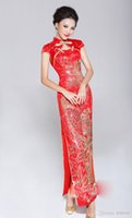 Hot Sale! Elegant and Sexy dress for women Slim Chinese Long...