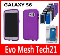 Ultra Thin Tech21 Case Official Evo Check Cover Soft TPU Bum...